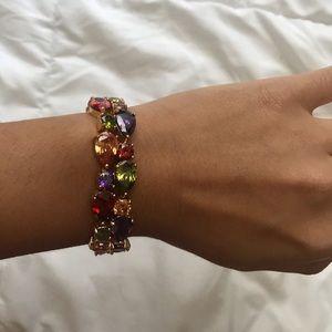 Beautiful and elegant colorful bracelet